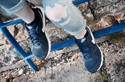 Blaue Airmax